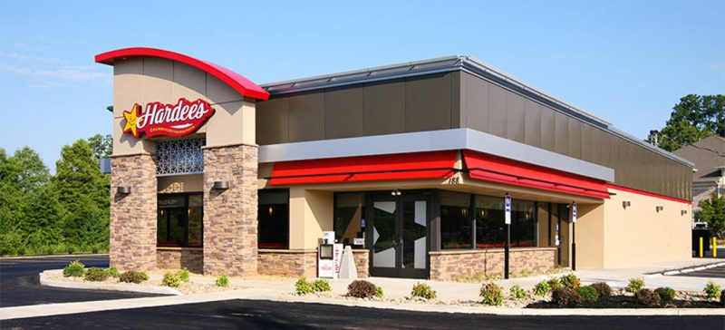 Net Lease Advisor Tenant Hardees