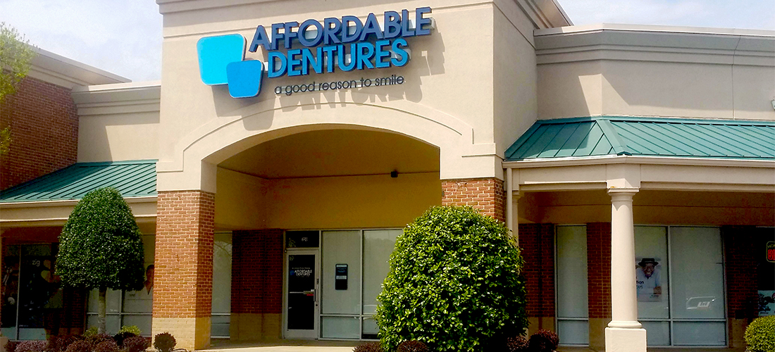 Affordable Dentures