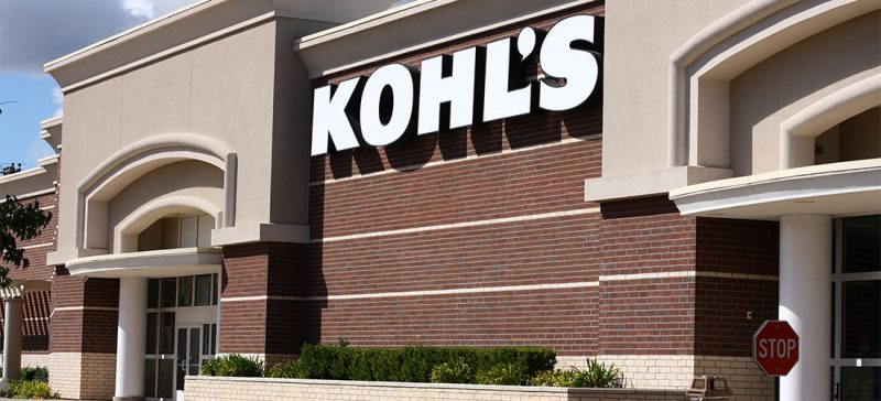 Net Lease Advisor Tenant Kohls