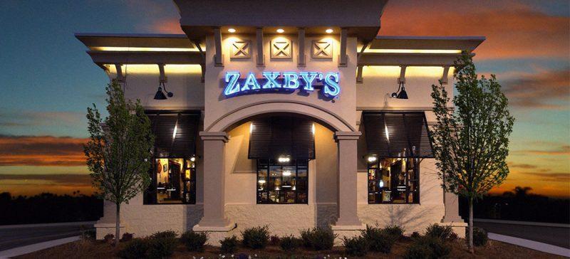 Net Lease Advisory Tenant Zaxbys