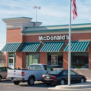 Net Lease Advisor Tenant McDonalds thumb