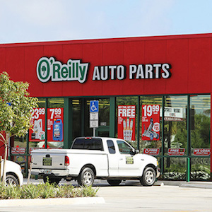 Net Lease Advisor Tenant OReilly Auto Parts