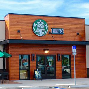 Net Lease Advisor Tenant Starbucks