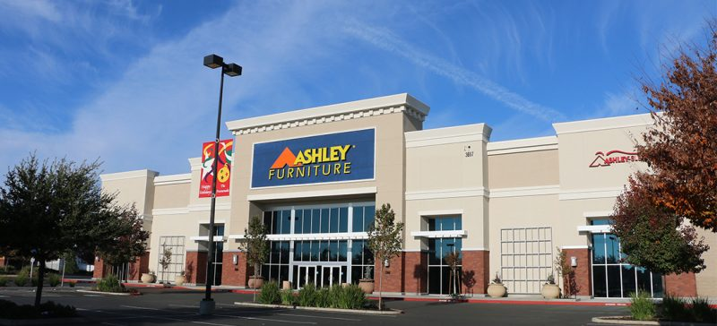 Net Lease Advisor Tenant Ashley Furniture