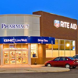 Net Lease Advisor Tenant Rite Aid