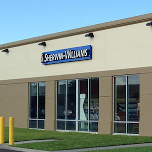 Net Lease Advisor Tenant Sherwin Williams