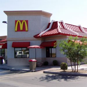 Net Lease Advisor Tenant McDonalds 400