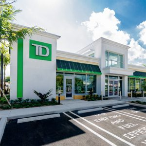 Net Lease Advisor Tenant TD Bank 400