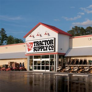 Net Lease Advisor Tenant Tractor Supply 400