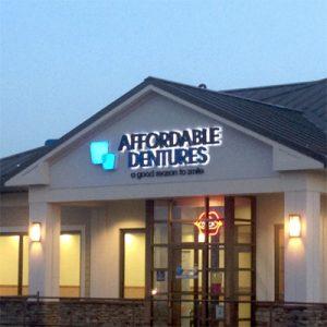 Net Lease Advisor Tenant Affordable Dentures 400