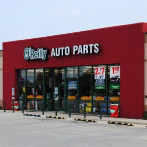 Net Lease Advisor Tenant OReilly Auto Parts 400