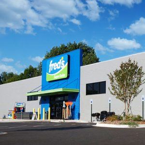 Net Lease Advisor Tenant Freds 400