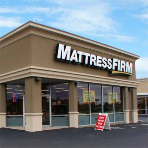 Net Lease Advisor Tenant Mattress Firm 400