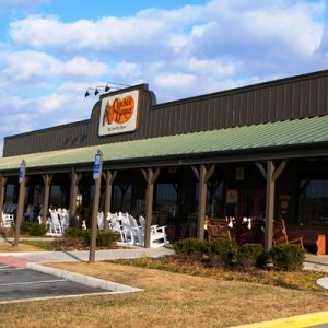 Net Lease Advisor Tenant Cracker Barrel 400