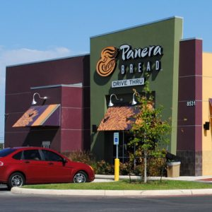 Net Lease Advisor Tenant Panera Bread 400