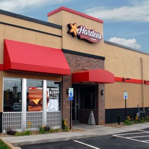 Net Lease Advisor Tenant Hardees 400