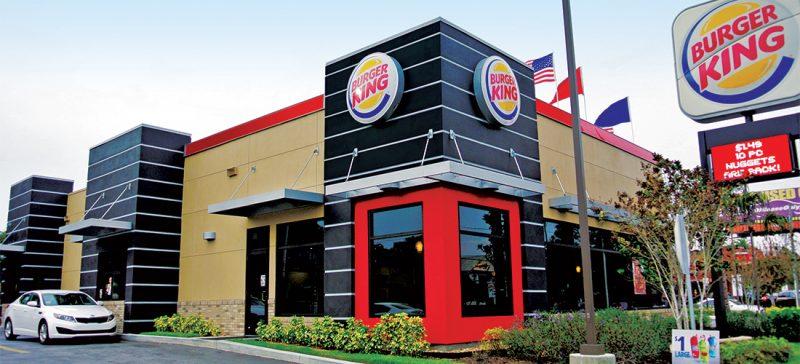 Burger King Net Lease Advisor
