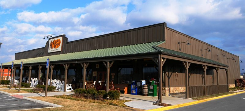 Net Lease Advisor Tenant Cracker Barrel