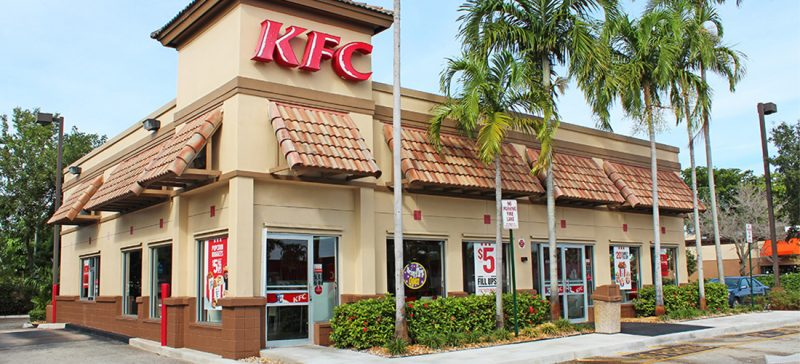Net Lease Advisor Tenant KFC