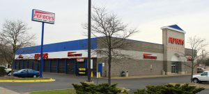 Net Lease Advisor Tenant Pep boys