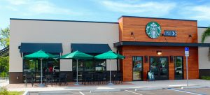 Net Lease Advisor Tenant Starbucks