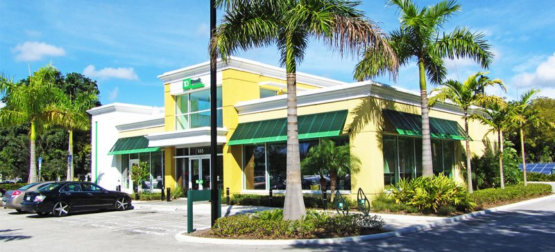 Net Lease Advisor Tenant TD Bank