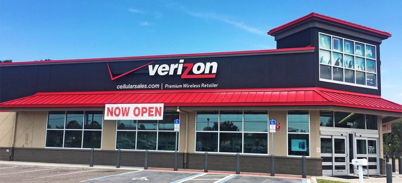 Net Lease Advisor Tenant Verizon
