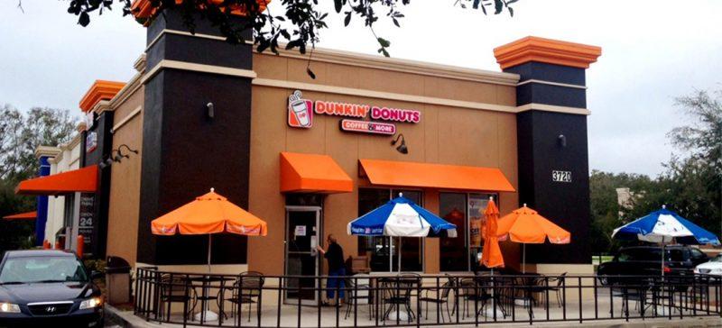 Net Lease Advisor Tenant Dunkin Donuts