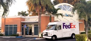 Net Lease Advisor Tenant Fedex