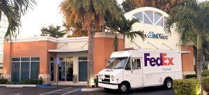 Net Lease Advisor Tenant Fedex