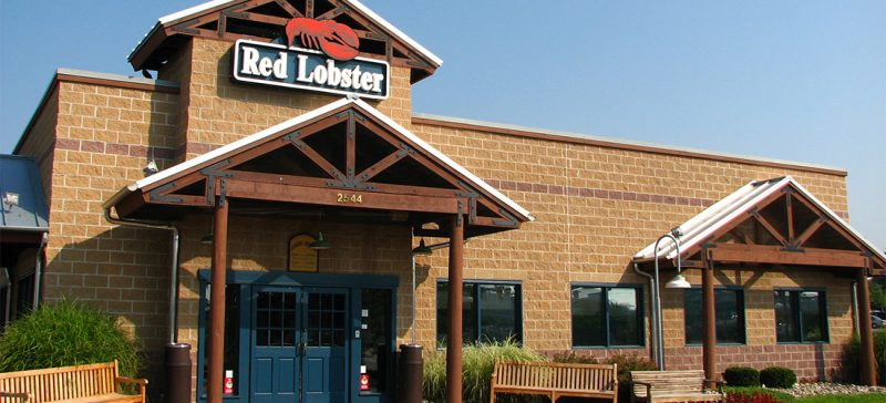 Net Lease Advisor Tenant Red Lobster